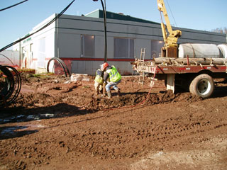 geothermal drilling arrwohead electric